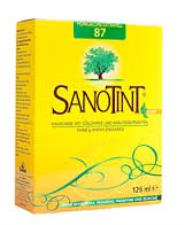 SANOTINT LIGHT SENSITIVE COLORE N 87 BIONDISSIMO DORATO - 125 ML