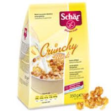 SCHAR CRUNCHY MUSLY - MUSLI CROCCANTE SENZA GLUTINE - 350 G