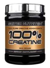 SCITEC NUTRITION 100x100 CREATINE - INTEGRATORE ALIMENTARE DI CREATINA - 500 G