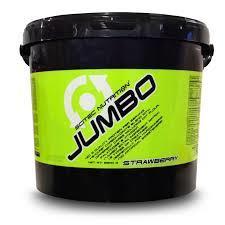 SCITEC NUTRITION JUMBO - GAINER DI ULTIMA GENERAZIONE GUSTO CIOCCOLATO - 8800 G