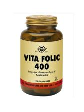 SOLGAR VITA FOLIC 400 100 TAVOLETTE