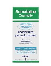 SOMATOLINE COSMETIC DEODORANTE IPERSUDORAZIONE ROLL ON 40 ML