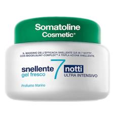 SOMATOLINE COSMETIC SNELLENTE 7 NOTTI ULTRA INTENSIVO GEL FRESCO 400 ML