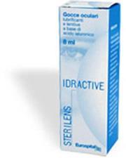 STERILENS IDRACTIVE GOCCE OCULARI CON ACIDO IALURONICO - 1 FLACONE DA 10 ML