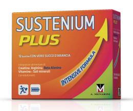 SUSTENIUM PLUS 12 BUSTINE DA 8 G