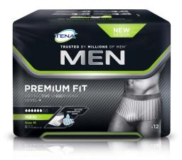 TENA MEN LEVEL 4 PREMIUM FIT TAGLIA M 12 PEZZI