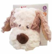 THE PUPPIES PELUCHE RISCALDABILE AL PROFUMO DI LAVANDA - DOGGY