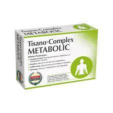TISANO COMPLEX METABOLIC - INTEGRATORE ALIMENTARE - 30 COMPRESSE DA 1000 MG