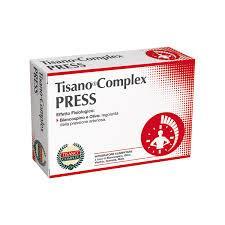 TISANO COMPLEX PRESS - INTEGRATORE ALIMENTARE - 30 COMPRESSE DA 950 MG