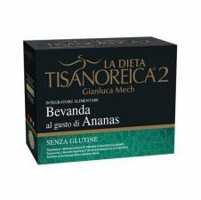 TISANOREICA 2 - BEVANDA AL GUSTO DI ANANAS - 4 BUSTE DA 28 G
