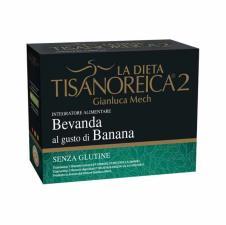 TISANOREICA 2 - BEVANDA AL GUSTO DI BANANA - 4 BUSTE DA 28 G