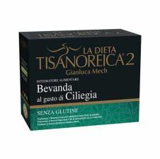 TISANOREICA 2 - BEVANDA AL GUSTO DI CILIEGIA - 4 BUSTE DA 28 G