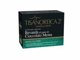 TISANOREICA 2 - BEVANDA AL GUSTO DI CIOCCOLATO E MENTA - 4 BUSTE DA 30 G