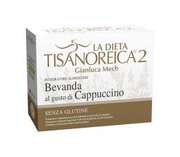 TISANOREICA 2 SENZA GLUTINE BEVANDA GUSTO CAPPUCCINO 4 BUSTE DA 28,5 G