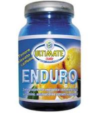 ULTIMATE ITALIA ENDURO - PRE WORKOUT GUSTO ARANCIA - 320 G