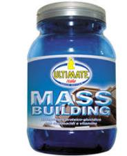ULTIMATE ITALIA MASS BUILDING GUSTO VANIGLIA - 4 KG