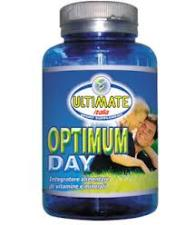 ULTIMATE ITALIA OPTIMUM DAY - INTEGRATORE ALIMENTARE MULTIVITAMINICO - 60 COMPRESSE
