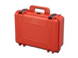 VALIGIA GIMA CASE 430 - arancione
