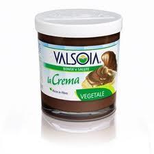 VALSOIA CREMA SPALMABILE NOCCIOLE E CACAO MAGRO - 200 G