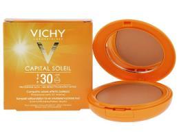 VICHY CAPITAL SOLEIL COMPATTO SOLARE SPF 30 DORE 9 G