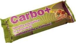 WATT CARBO+ BARRETTA ENERGETICA GUSTO ALBICOCCA - 40 G