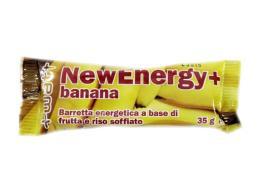 WATT NEW ENERGY+ BARRETTA GUSTO BANANA 35 G