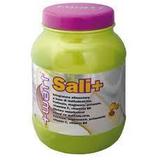 WATT SALI+ FRUTTOSIO E MALTODESTRINE GUSTO LIMONE - 500 G