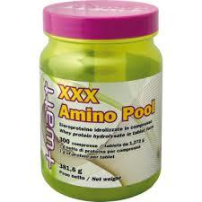 WATT XXX AMINO POOL - PROTEINE IDROLIZZATE - 300 COMPRESSE