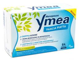 YMEA PANCIA PIATTA 64 CAPSULE