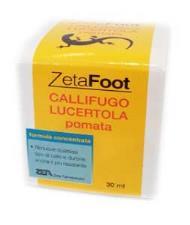 ZETAFOOT CALLIFUGO LUCERTOLA POMATA - 30 ML