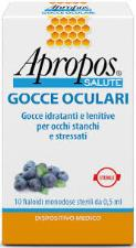 APROPOS GOCCE OCULARI - 10 FIALOIDI DA 0,5 ML