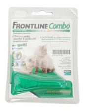 FRONTLINE COMBO SPOT ON GATTI 1 PIPETTA DA 0,5 ML